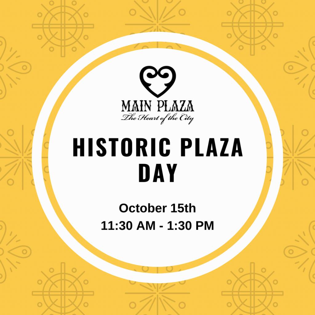 Historic Plaza Day Oct.